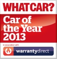 Победители «What Car? Awards 2013»