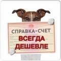 Самая дешевая справка-счет в Киеве