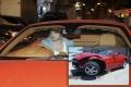 Артем Милевский удивился, узнав про разбитую Ferrari