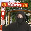 В Киеве грабят любителей McDrive