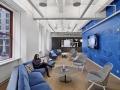 Как обустроить зону отдыха в офисе в корпоративном стиле