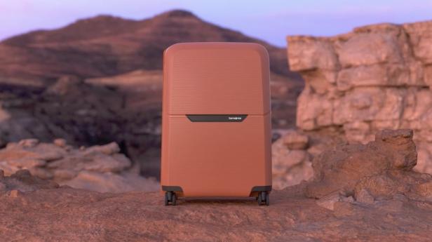 Топ-3 коллекции чемоданов Samsonite для автопутешествий