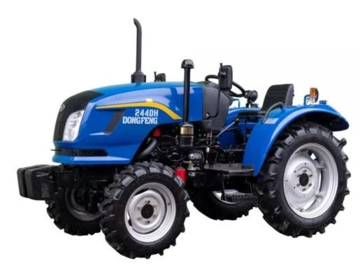 Трактор Dongfeng – лучшая помощь каждому фермеру