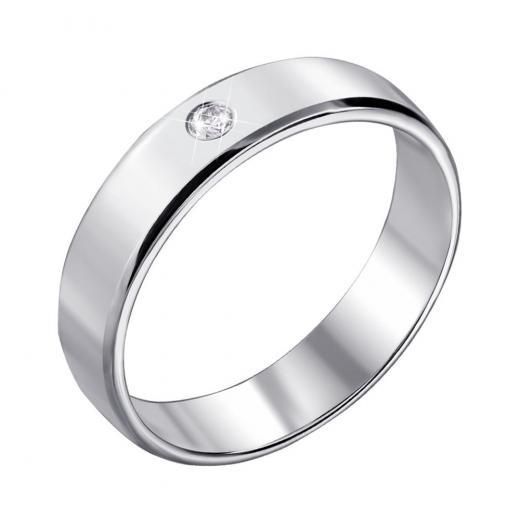 Серебряные обручальные кольца: выгодно и практично