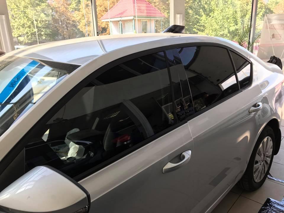 Тонировка автомобилей в Киеве