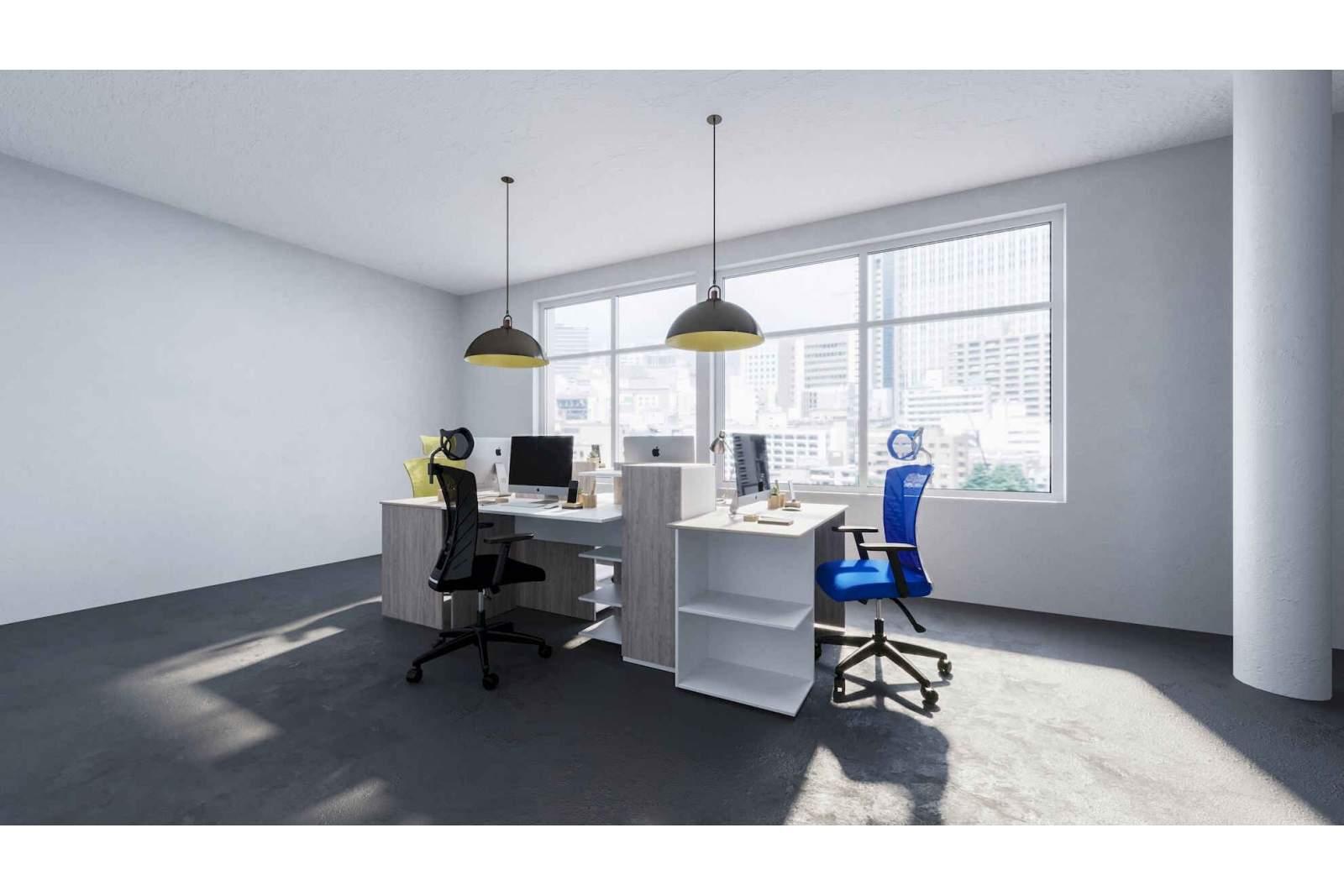 Удобная анатомическая офисная мебель для работы от Barsky